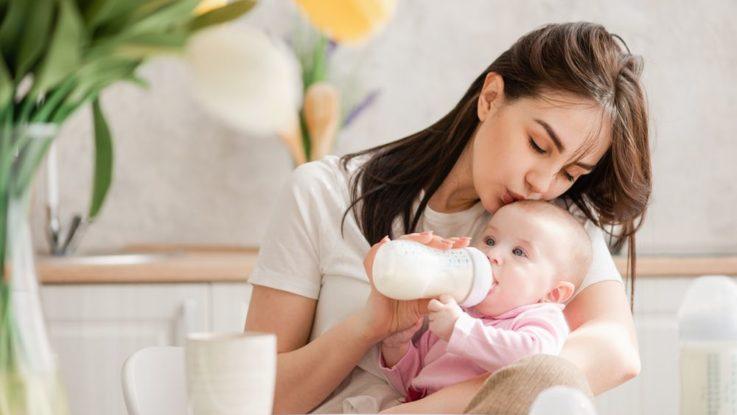 Jak vybrat lahvičku na mléko