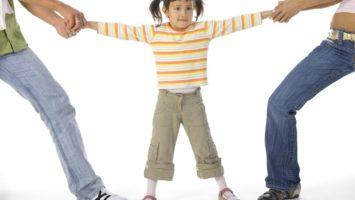 Svěření dítěte do péče