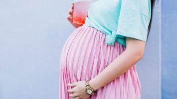 Kvasinková infekce v těhotenství