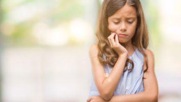 Co dát dětem na bolest