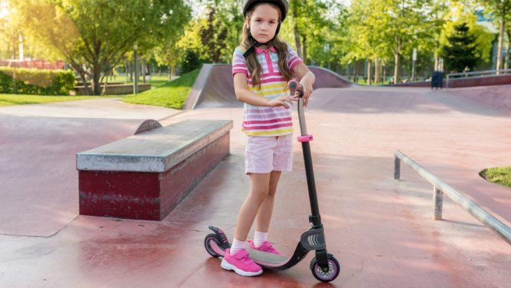 Koloběžky pro děti