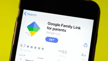 Aplikace family link