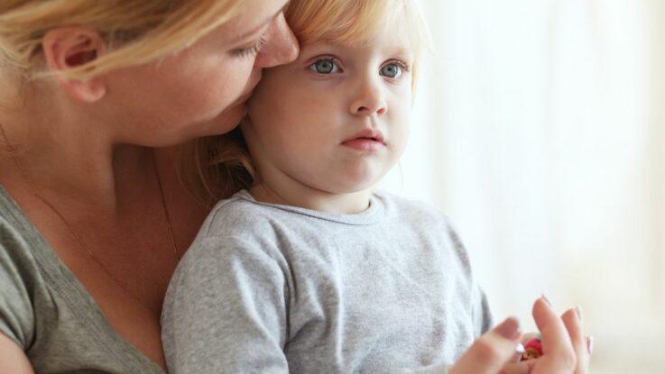 Dvouleté dítě nemluví