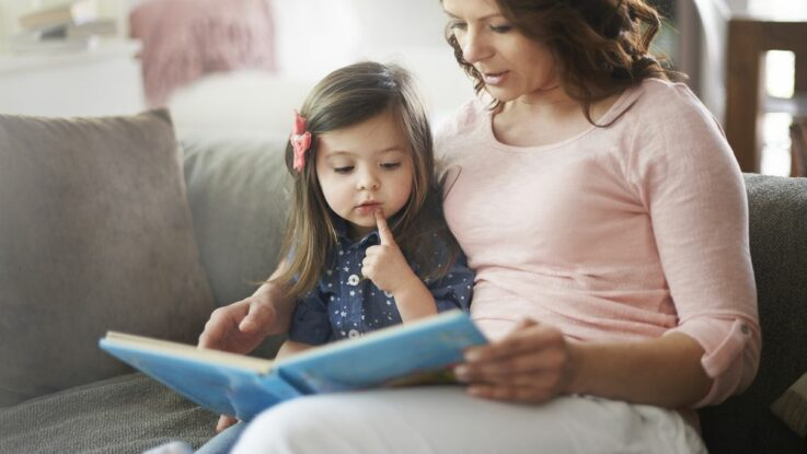 Proč číst dětem