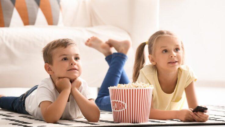 Rodičovský zámek na Netflixu