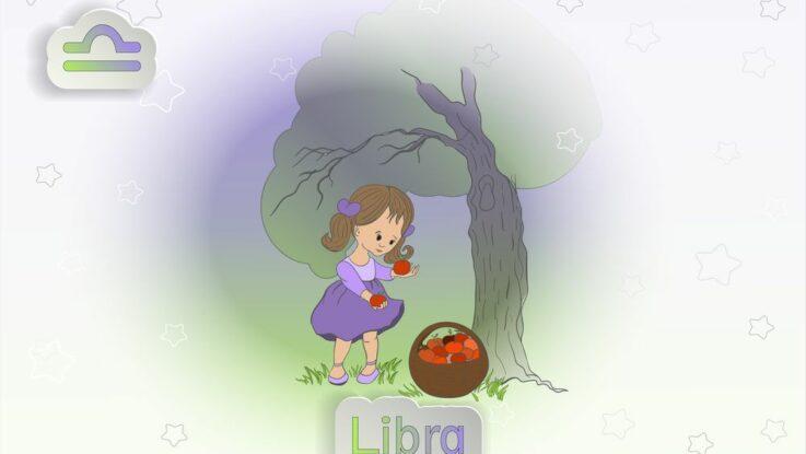 Dítě ve znamení vah