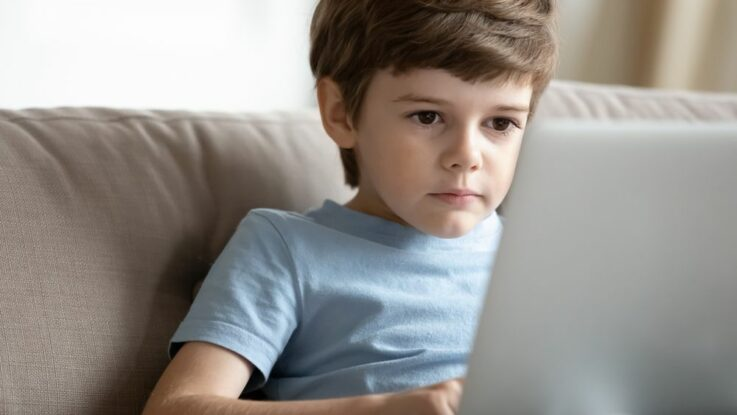 Hlídání dětí on-line