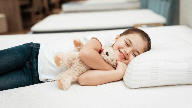 Jak vybrat dětskou matraci