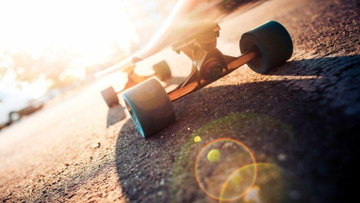 Skateboard pro děti