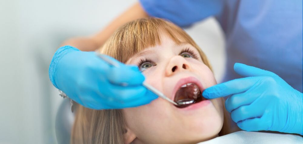První návštěva zubaře