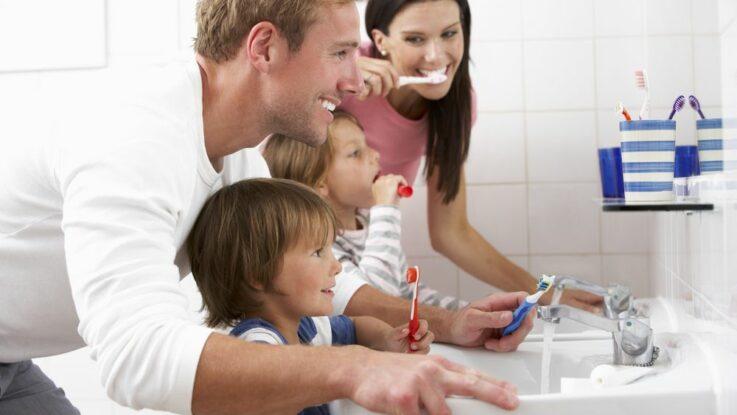 Jak děti motivovat k čištění zubů
