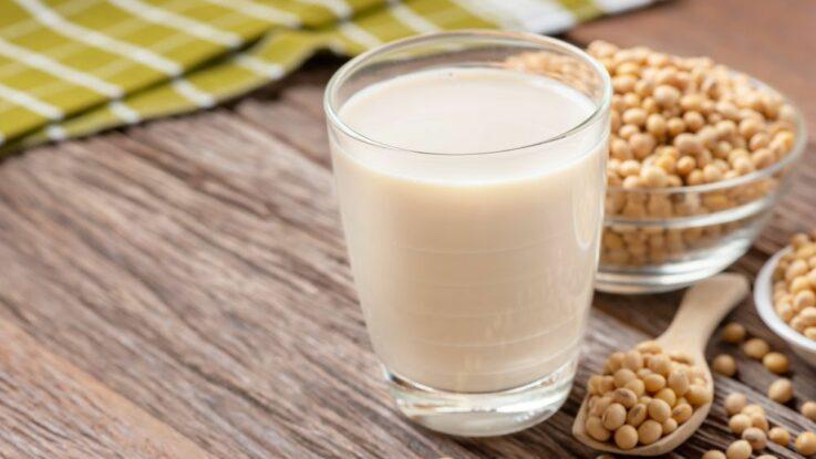 Sojové mléko