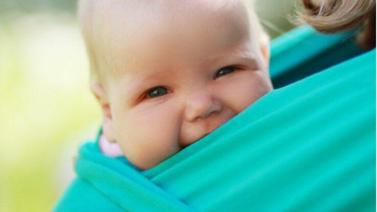 Jak vybrat šátek pro miminko