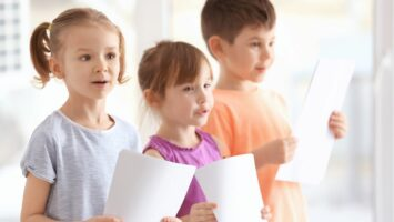 Hudební výchova ve škole