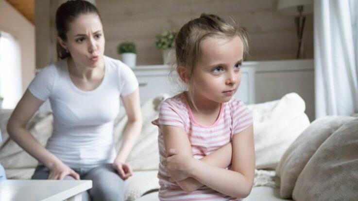 Dítě manipulátor