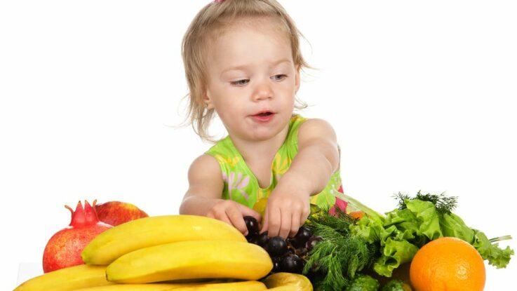 Ovoce pro děti