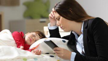 Jak se po mateřské dostat zpět do pracovního procesu