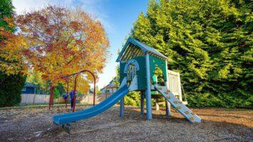 Hřiště na zahradu pro děti