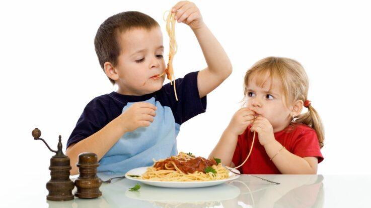 Těstoviny pro děti
