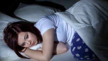 Co dělat když nemůžu usnout